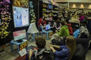 SmuggleCraft at AnimeSTL 2015